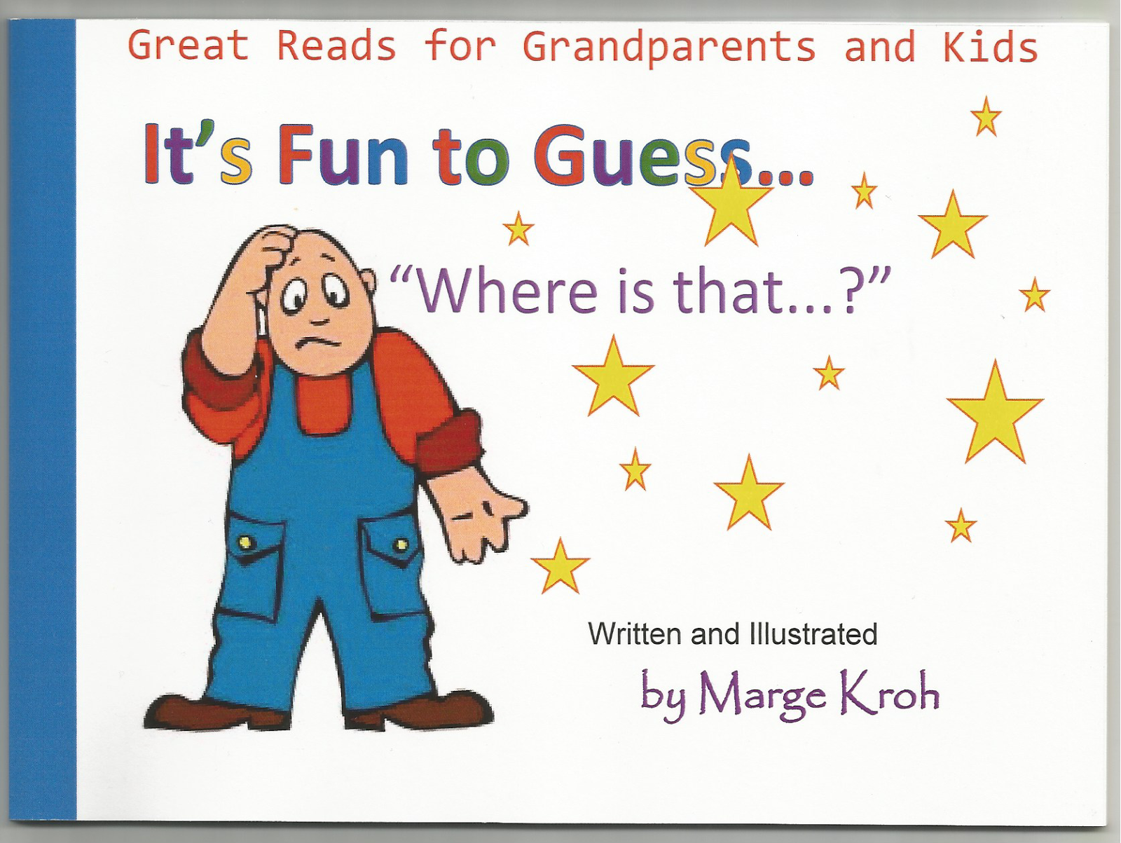 """Where is that?"" paperback and ebook Book 3"