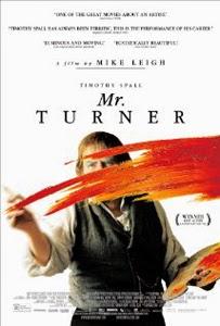 Poster de Mr. Turner