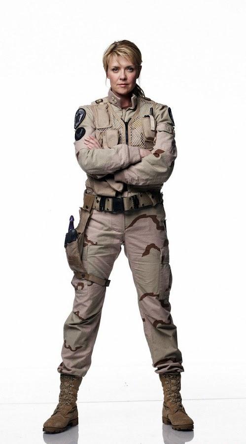 Coronel Samantha Carter