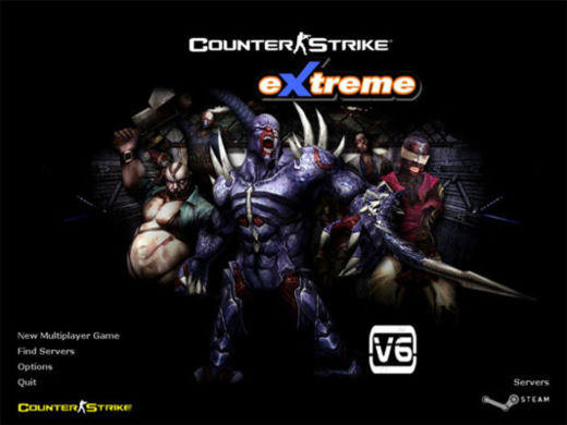 Download Games Counter Strike Xtreme V6 2011 Full Version