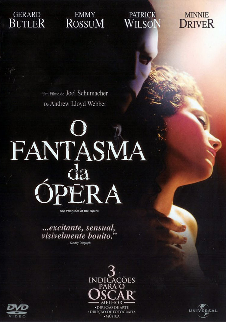 O Fantasma da Ópera – Legendado (2004)