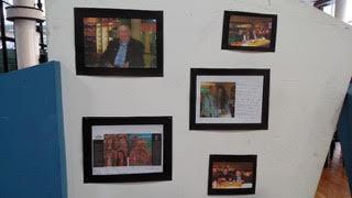 Homenagem ao sobrevivente do Holocausto Aleksander Henryk Laks