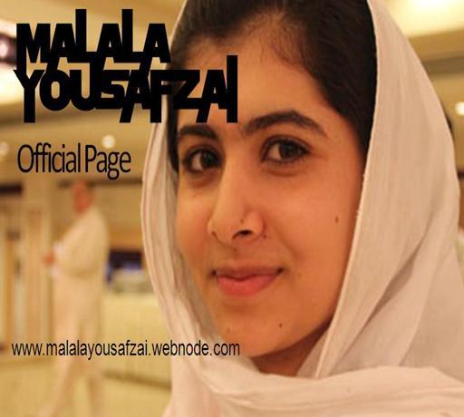 Click on  MALALA