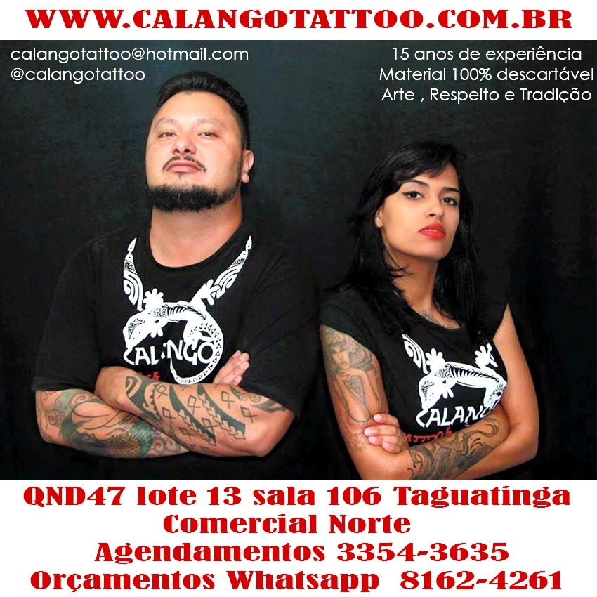 Calango Tattoo Studio