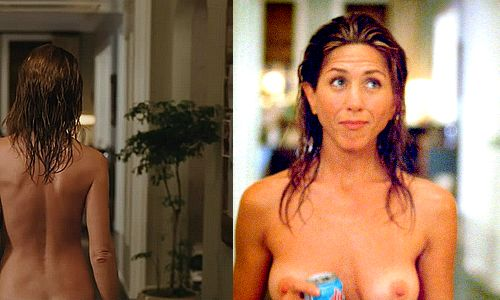 Nude Jennifer Aniston Nua