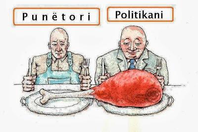 Punëtori dhe politikani