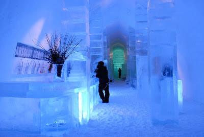 hotel de hielo de Jukkasjärvi