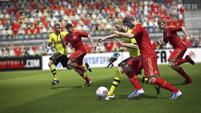 FIFA 14 Game PC Full Version