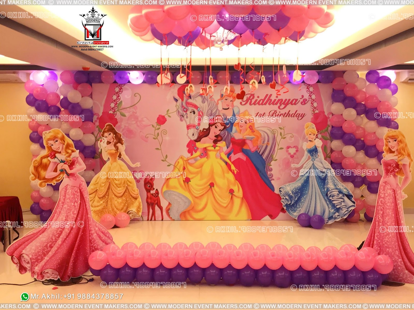 Event management company balloon decoration modern for R b party decorations