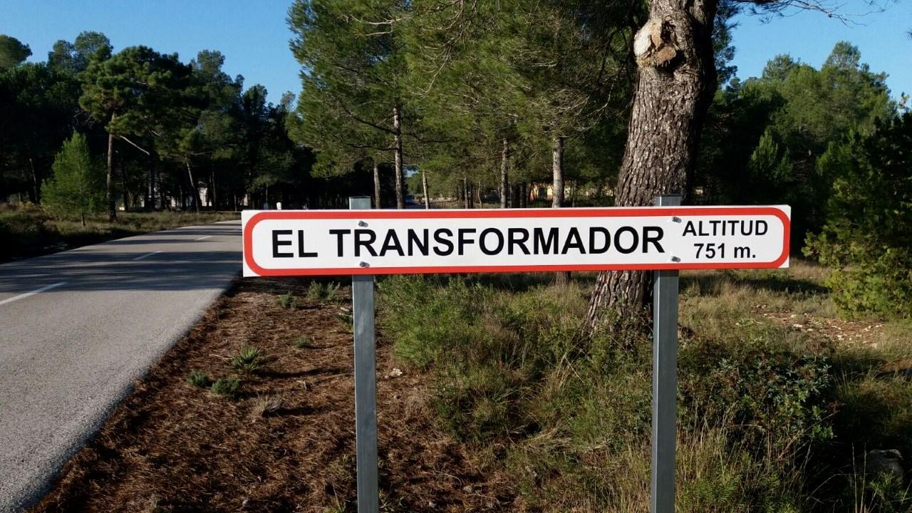 Estación  Meteorológica Transformador.