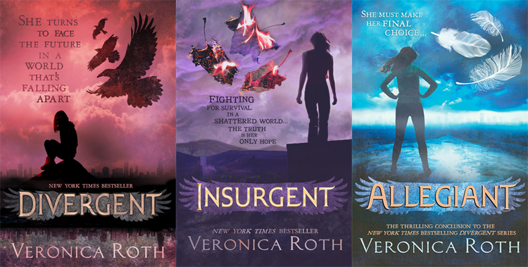 I read the Divergent Trilogy (no spoilers)