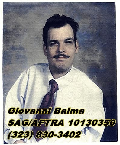 Rev. Giovanni Baima