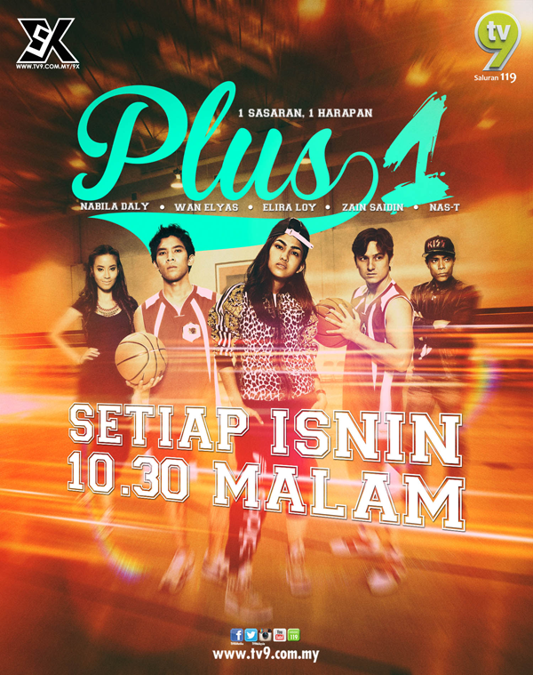 Plus 1 2013 FULL DRAMA EPISOD