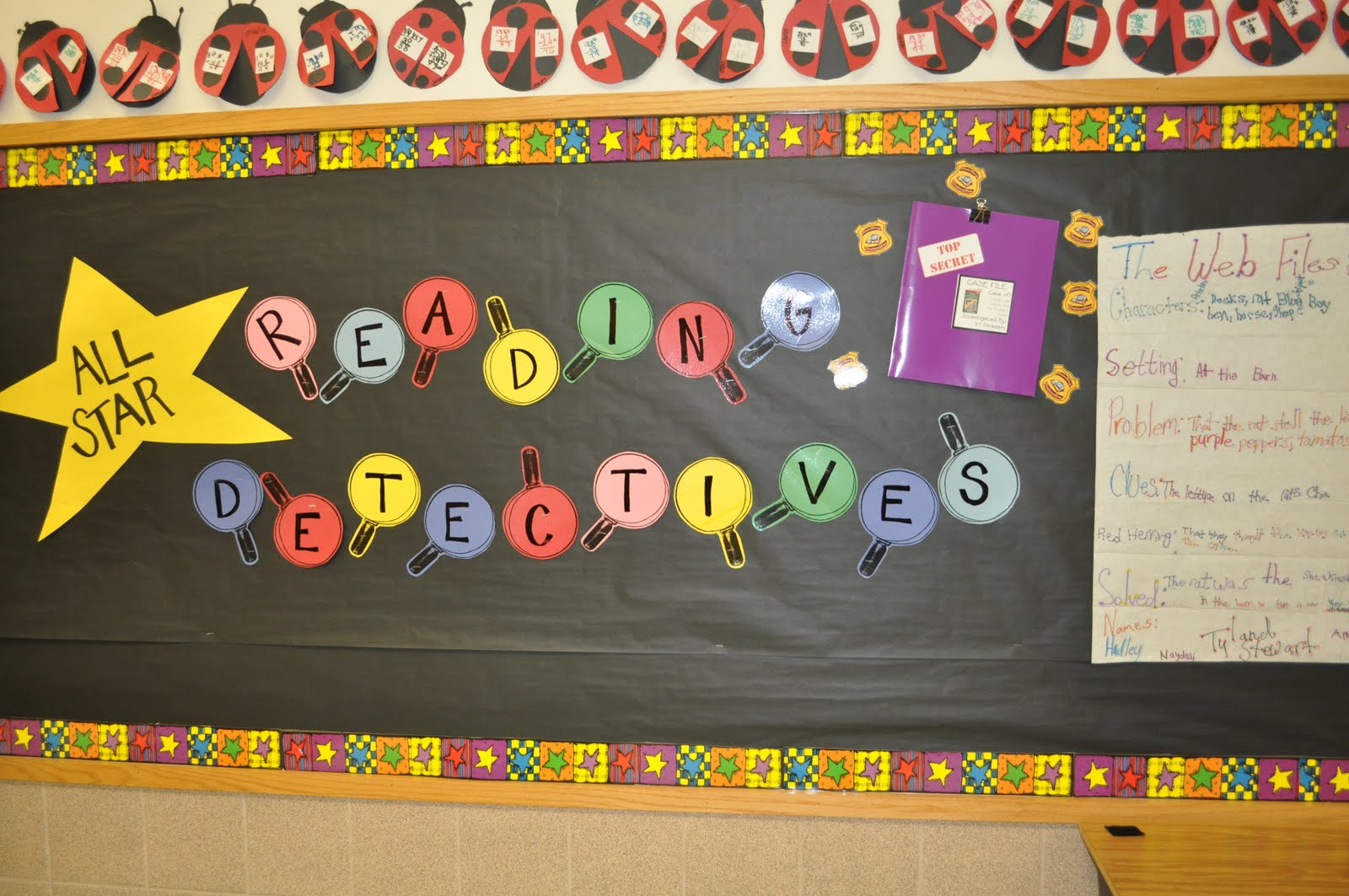 Classroom Decorating Ideas High School
