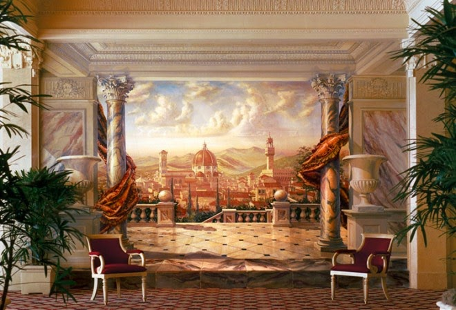 Fabulous wall mural paintings best choice for Define mural painting