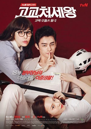 King of High School Life 2014 poster
