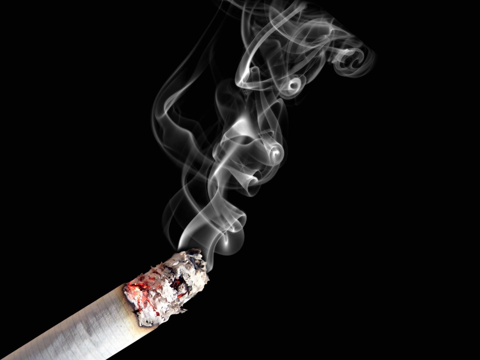 Como deixar de fumar durante um dia e é agudo