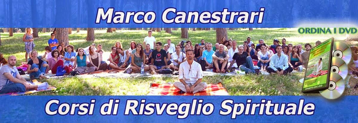 Marco Canestrari - Corsi di Risveglio Spirituale