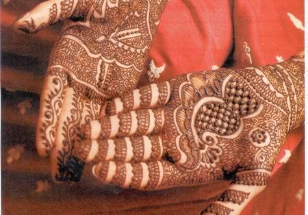 Gorgeous Bridal Mehndi Designs : Bridal mehndi designs for hands women interest