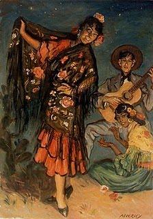 Dança Flamenca!