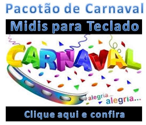 Pacotão de Carnaval 2017