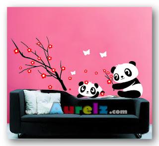 cute panda jm8243