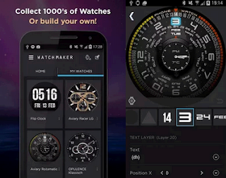 WatchMaker Live Wallpaper | andromin