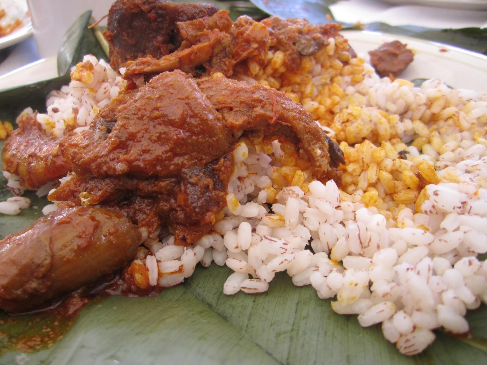 SpanglesNigerian Breakfast Food