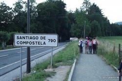 El Camino Francés,en sus comienzos (desde Sant Jean Pied de Port a Santo Domingo de la Calzada)