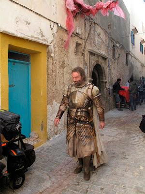 imagen rodaje en Marruecos - Juego de Tronos en los siete reinos