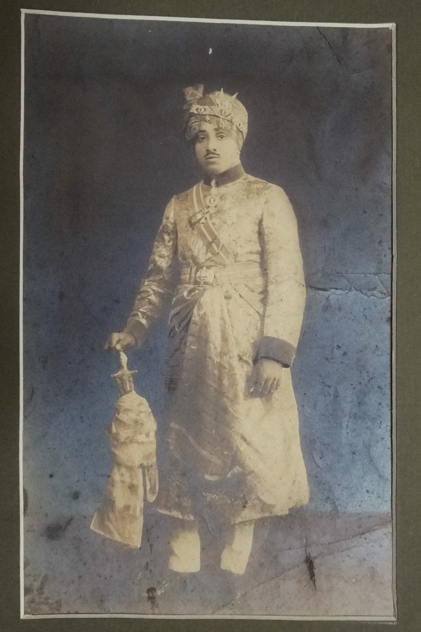 Maharaja of Jodhpur Umaid Singh