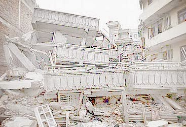 EARTHQUAKE (BHUKAMP) IN NEPAL, NORTH INDIA, PAKISTAN
