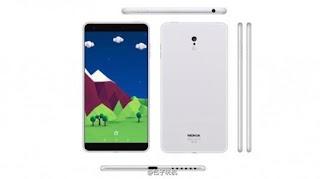 Beredar Foto Nokia C1, Smartphone Android Pertama Nokia