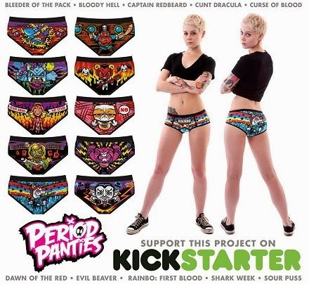 https://www.kickstarter.com/projects/harebrainedinc/period-panties
