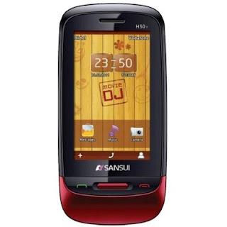 Sansui H50t Dual SIM Touchscreen Mobile