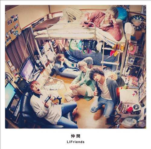 [MUSIC]  LIFriends – 仲間/LIFriends – Nakama  (2014.11.26/MP3/RAR)