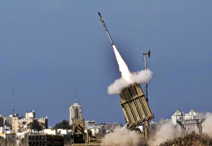 Chinese hacker Israel Iron Dome missile