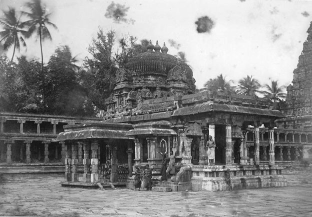 Maharasan went Chidambaram Nataraja Temple