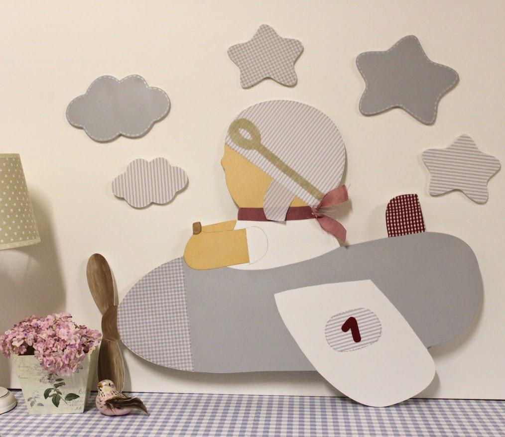 silueta-infantil-personalizada-decoración