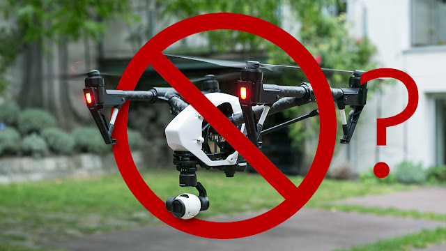 Drone regulations USA