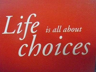 Hidup Ini Penuh Pilihan
