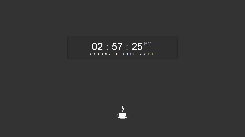 Cara Membuat Loading Jam Di Blog