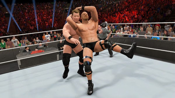 WWE 2K15 [Game Gulat Terbaru For PC] Single Link Direct Link Iso Full Free