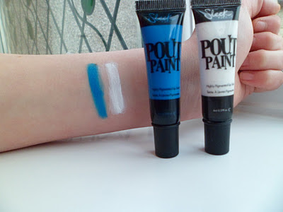 Sleek Pout Paint Review Swatches Mixed Peekabloo Cloud 9 Pin Up Rosette Minx Pinkini Milkshake