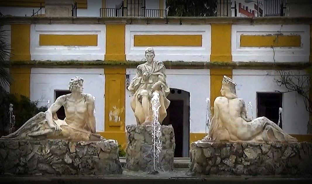 Bacus travel Turismo en Montilla: Monumento al Inca Garcilaso de la Vega