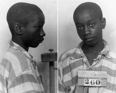 George Stinney asesino infantil