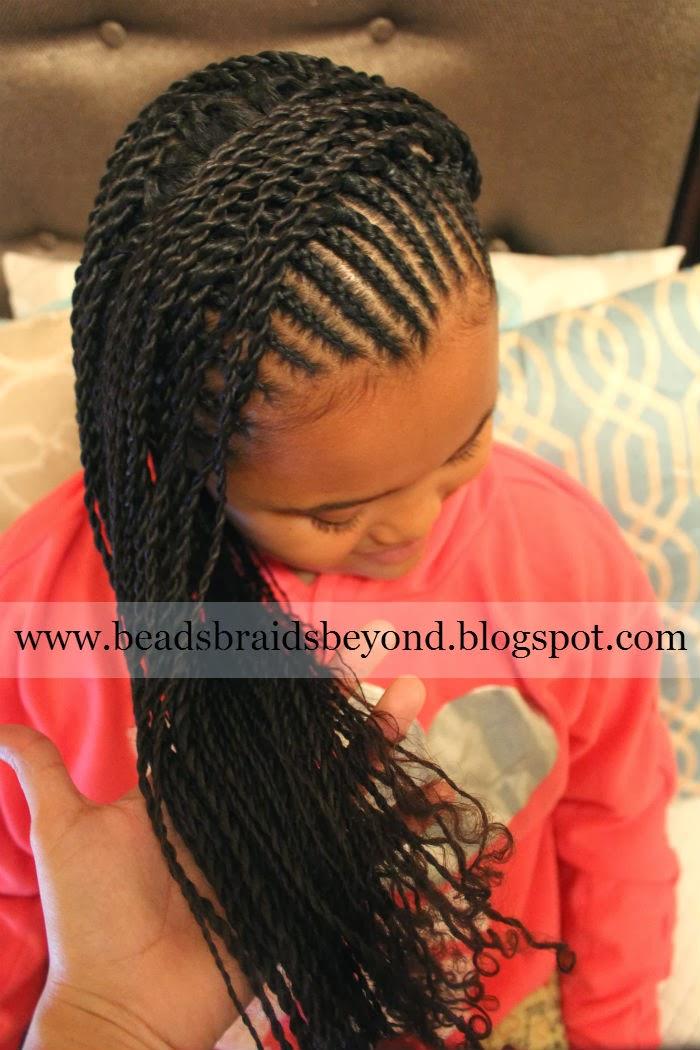 rope twists hairstyles : Cornrows & Sister (Rope) Twists Twist Hairstyles