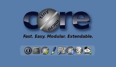 Download Tiny Versi Final Core Linux 4.5 dan Tiny Core Plus Linux 4.5