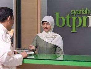 Lowongan Kerja Bank BTPN Unit Usaha Syariah Terbaru
