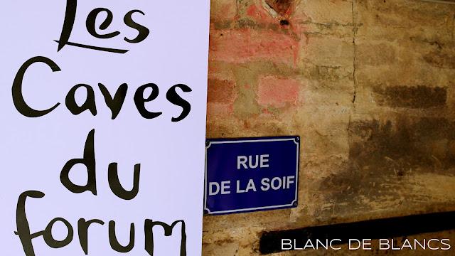 Les Caves du Forum - www.blancdeblancs.fi
